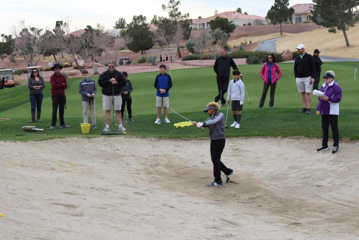 The Southern Nevada Junior Golf Association