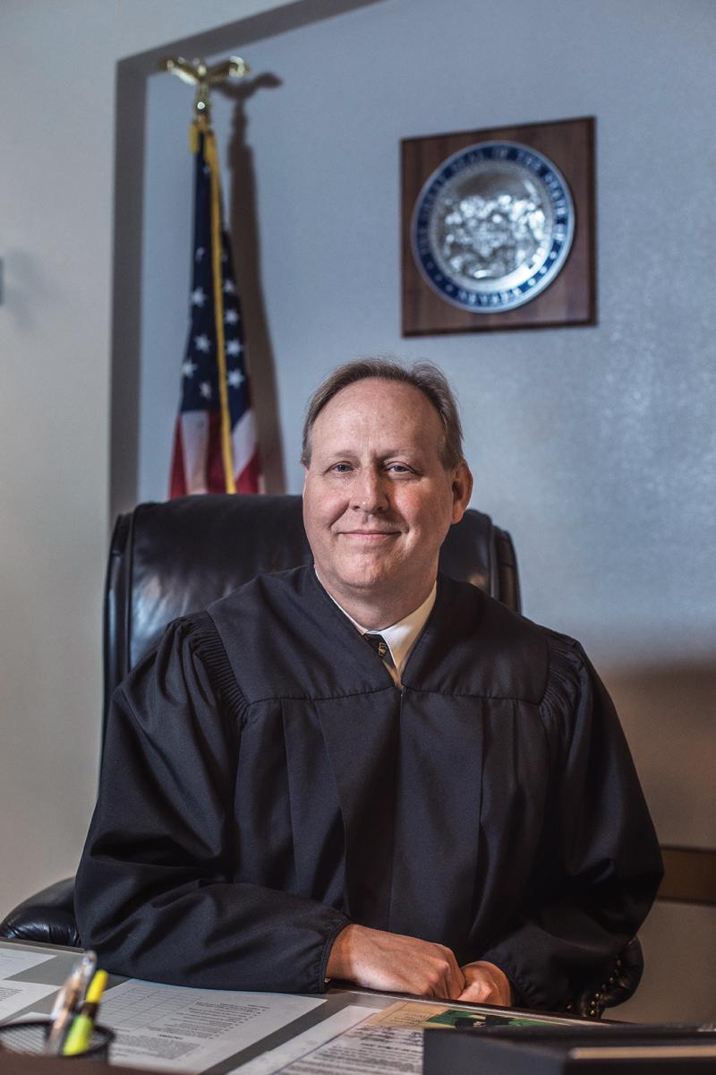 Judge Bryce Duckworth