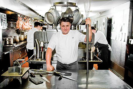 Eric Klein, Executive Chef Wolfgang Puck's Spago