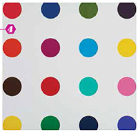 Damien Hirst - YOU'RE NOT THE BOSS OF ME!