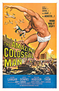 The Amazing Colossol Man