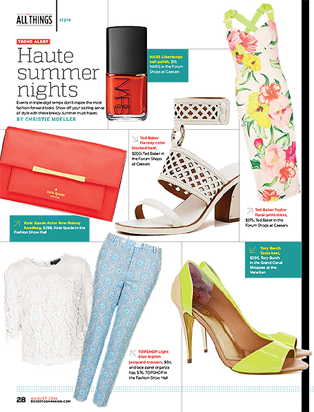 Style - Haute Summer Nights