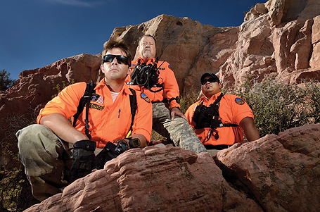 Red Rock Search and Rescue