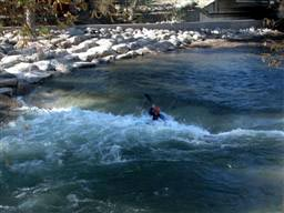 Truckee River Kayak Course