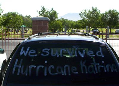 We Survived Hurricane Katrina