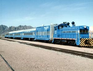 Nevada State Railroad Museum/Boulder City