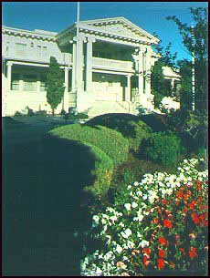 Governor's Mansion in Carson City