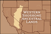 shoshone treaty When corbin harney was a boy,  spiritual leader of the western shoshone nation crossed over at 11:00 am this morning in a house on a  a treaty of peace and.