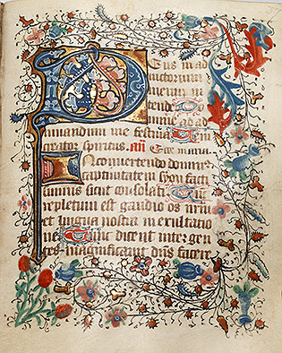 Marian Book of Hours