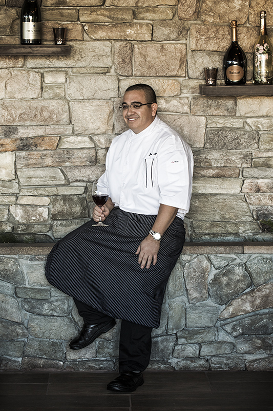 Executive Chef Jose Aleman