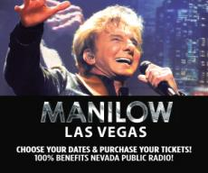 Manilow the Hits Come Home