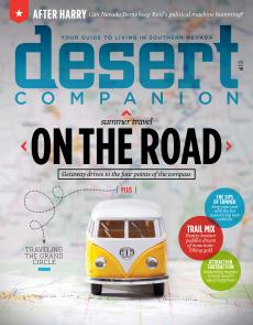 Desert Companion May 2015 - On the Road