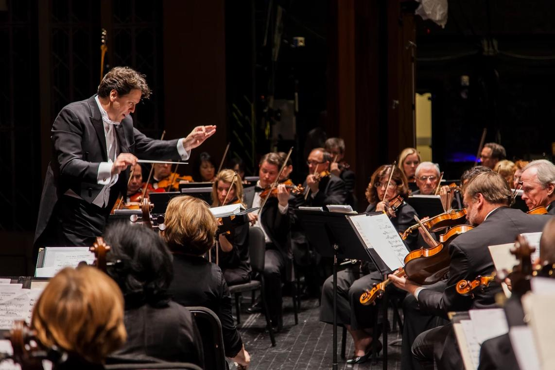 Donato Cabrera and the Las Vegas Philharmonic