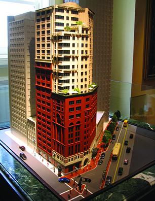 Model for Ritz-Carlton Club and Residences
