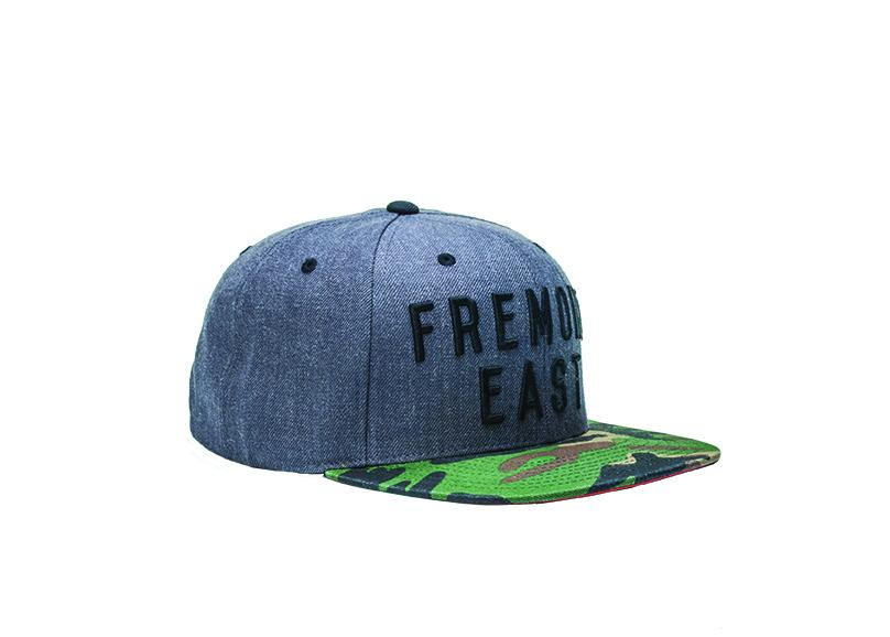 Fremont and Friends ball caps