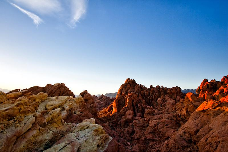 Fire Canyon, Valley of Fire
