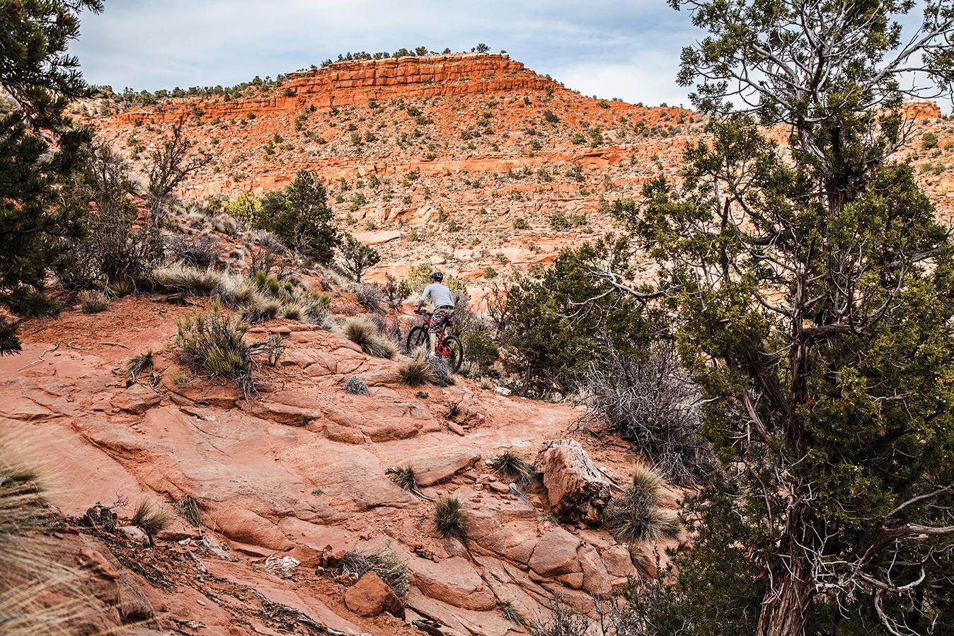 Kanab's Roadrunner trail is short but lively — and a preview of more trails to come.