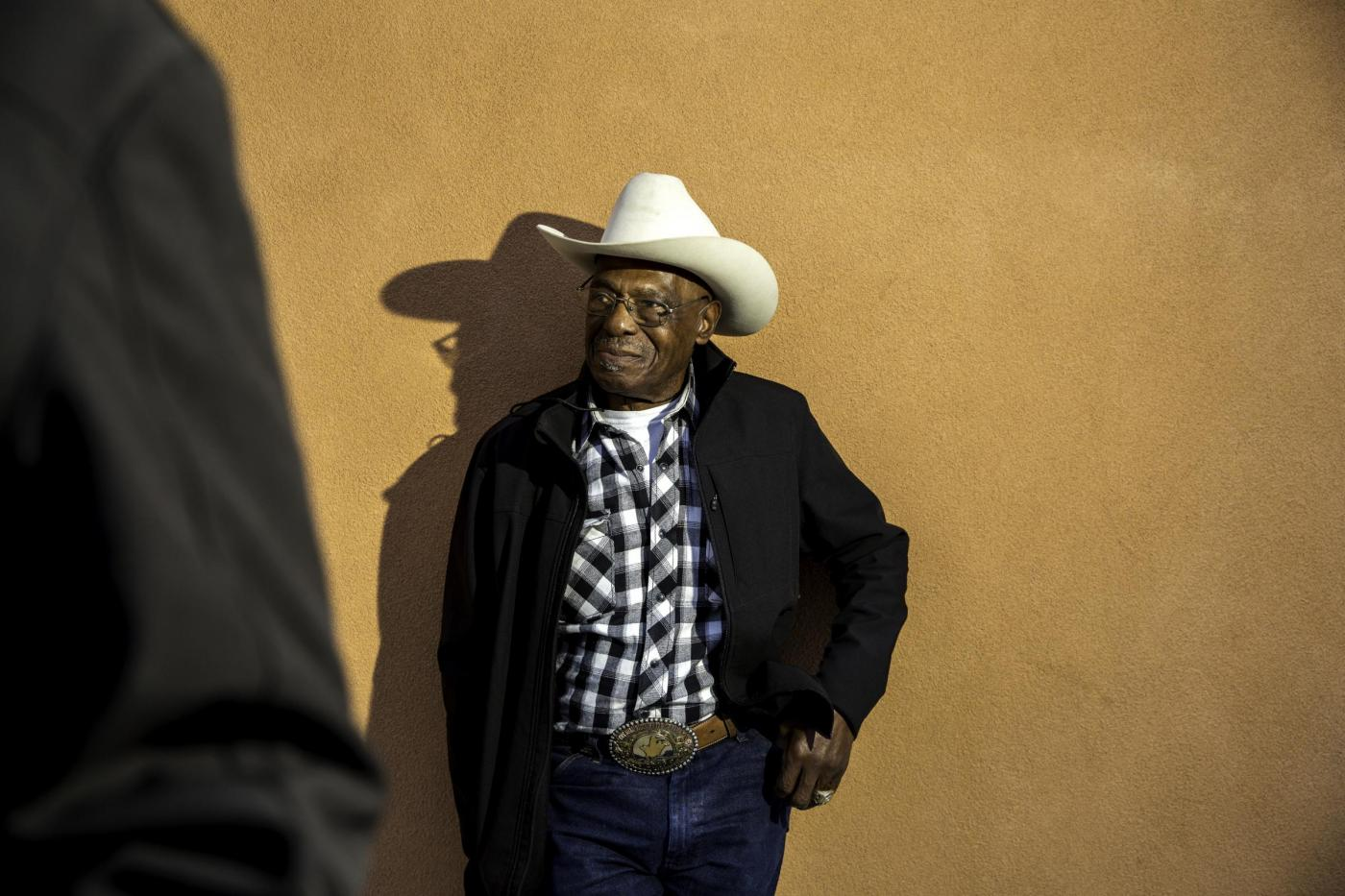 ProRodeo Hall of Famer Myrtis Dightman Sr. was a key figure in this year's National Cowboy Poetry Gathering showcasing the contributions of black cowboys.