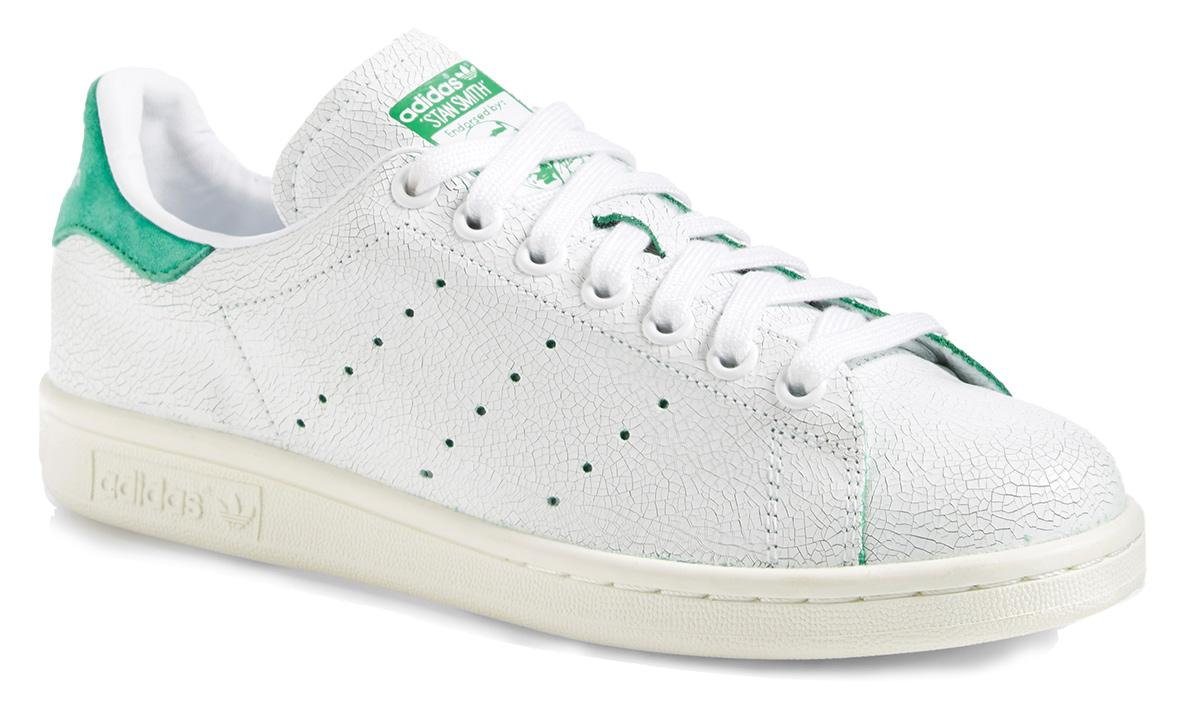 Adidas women's Stan Smith sneaker in green
