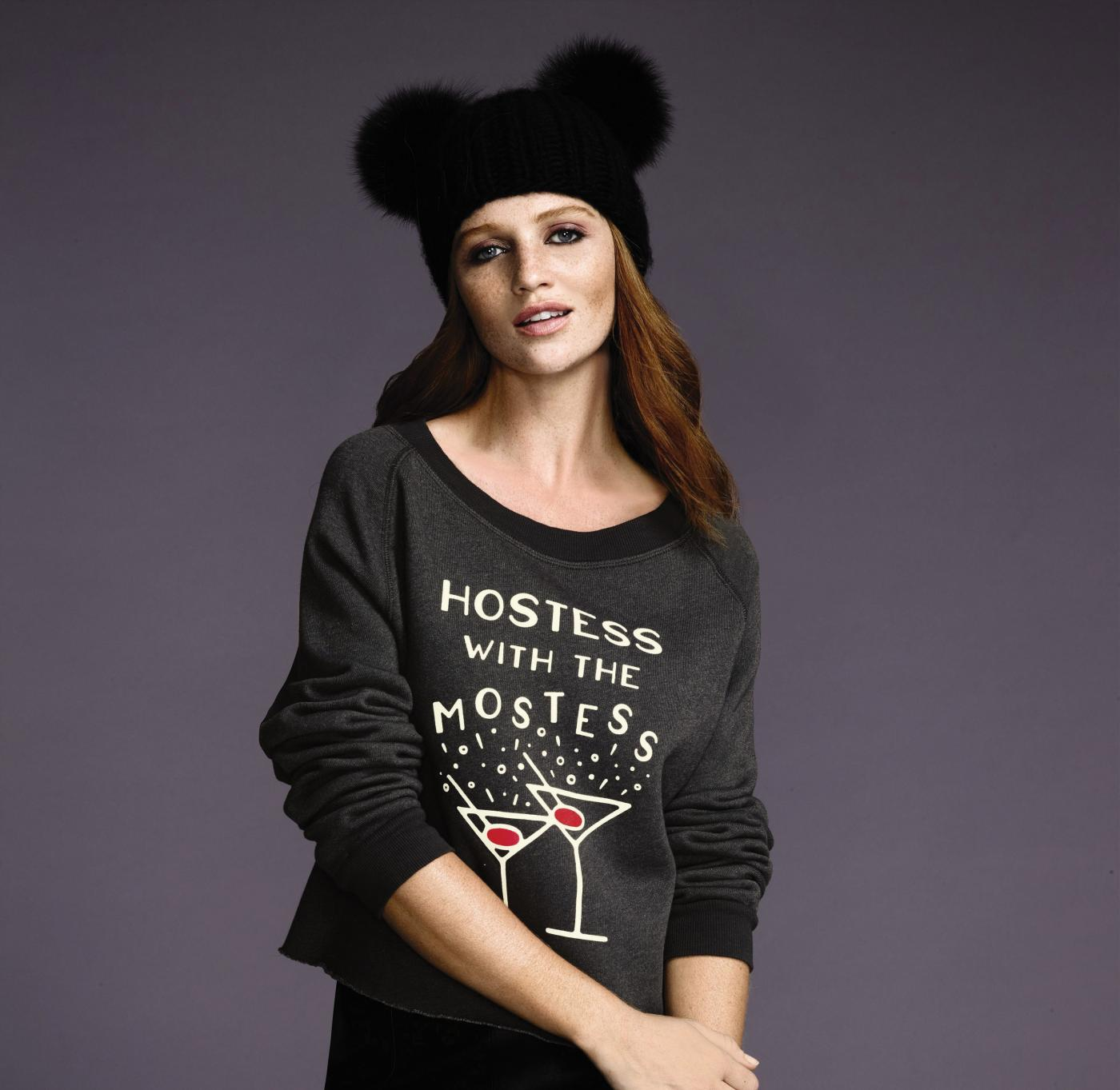 Wildfox hostess sweater
