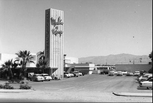 Opened in West Las Vegas in 1955, the Moulin Rouge was a symbol of the segregation that was a blot on Las Vegas, and of what could be.
