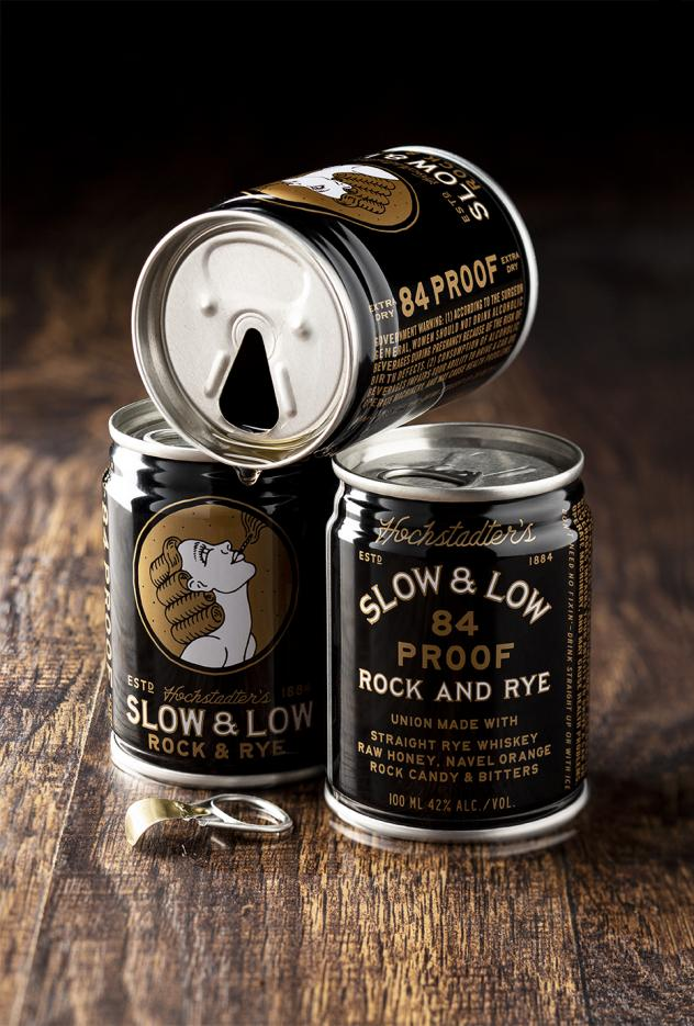 Slow and Low Rock and Rye 84 Proof