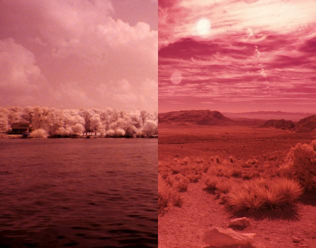Infrared by Sean Russell