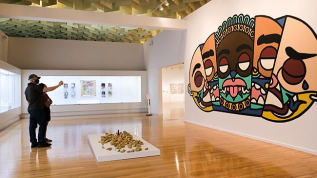 UNLV's Museum of Art Latin American Collection