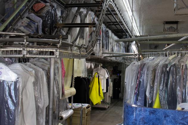 Sparkle Cleaners and Laundry