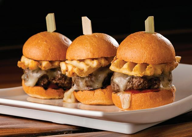 Sliders at Standard and Pour