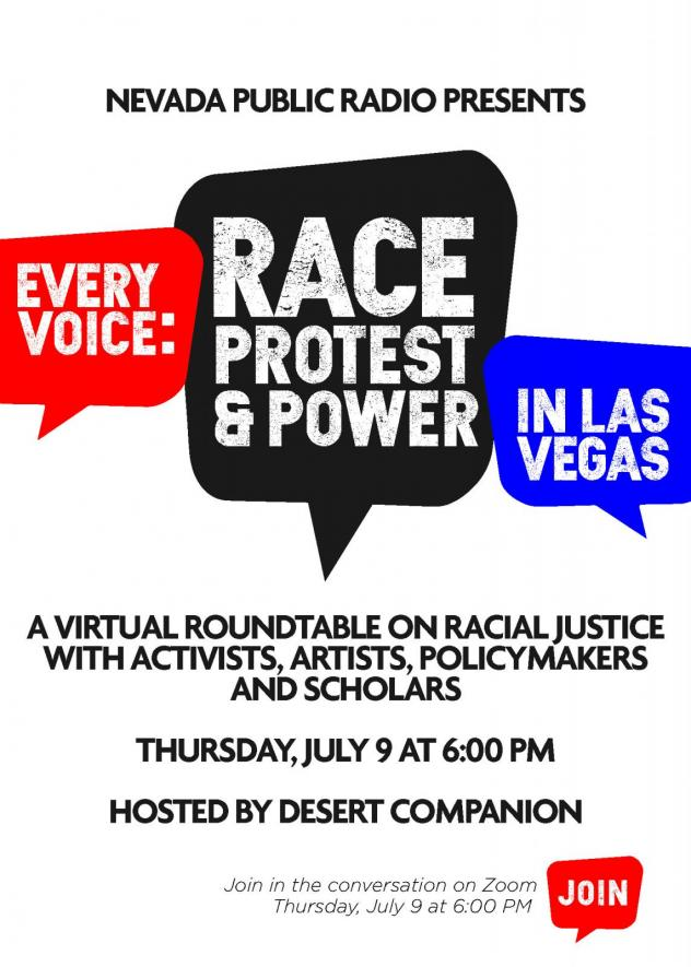Every Voice: Race, Protest, and Power in Las Vegas