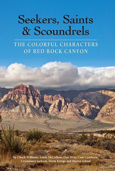 red rock book