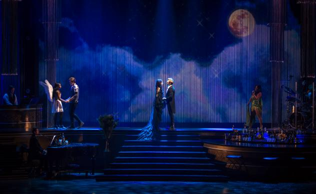 Baz – Star Crossed Love, now playing at the Palazzo Theatre