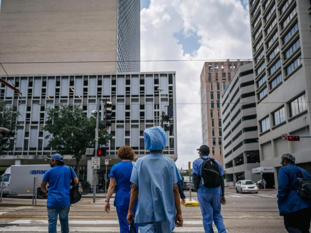 The Houston Methodist hospital system says 178 employees now have until June 21 to complete their COVID-19 vaccinations, or they could be fired. Most of the system's roughly 26,000 employees have complied with the requirement.