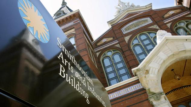 Renovations to the Smithsonian Institution's crumbling Arts and Industries Building will be on the Fine Arts Commission's agenda.