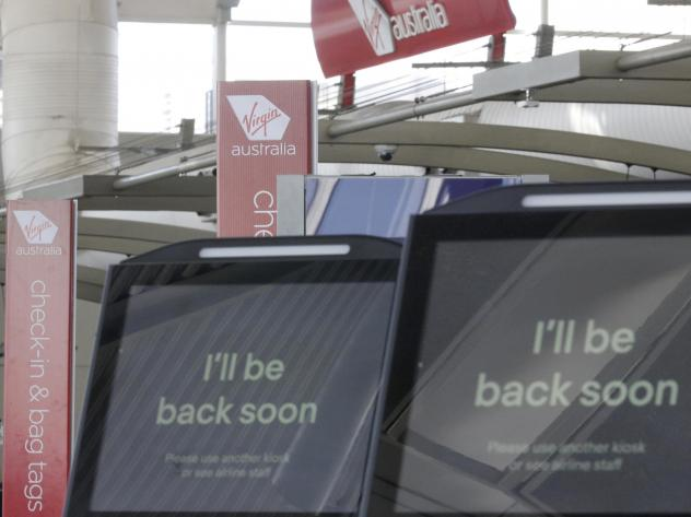 Virgin Australia was one of several major companies to be hit with technical issues Thursday that affected websites and mobile applications for airlines, banks and other corporations.