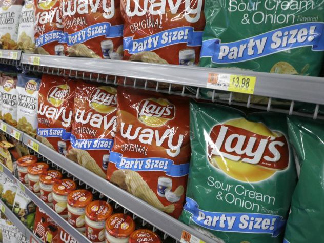 Frito-Lays workers at the Topeka, Kan., plant — one of 30 manufacturing plants the company operates in the U.S. — rejected a contract offer from the company earlier this month. They say they want better pay and working conditions.