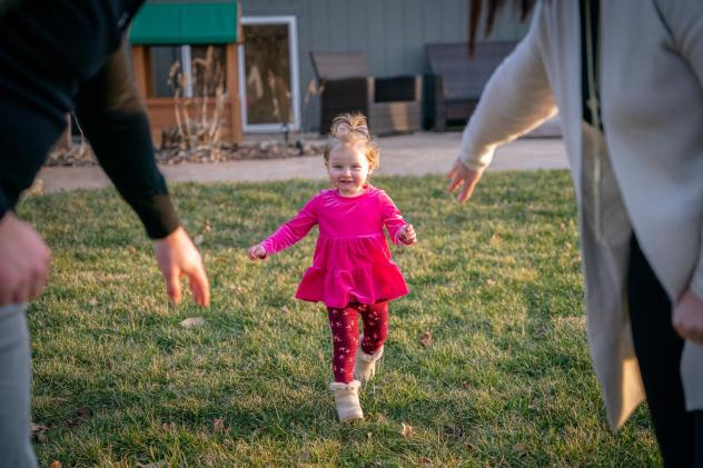 """For Charlie Kjelshus, """"the birthday rule"""" meant that dad Mikkel's plan ― with a high deductible and coinsurance obligation ― was deemed her primary coverage after her stay as a newborn in the neonatal intensive care unit. Mom Kayla's more generous pl"""
