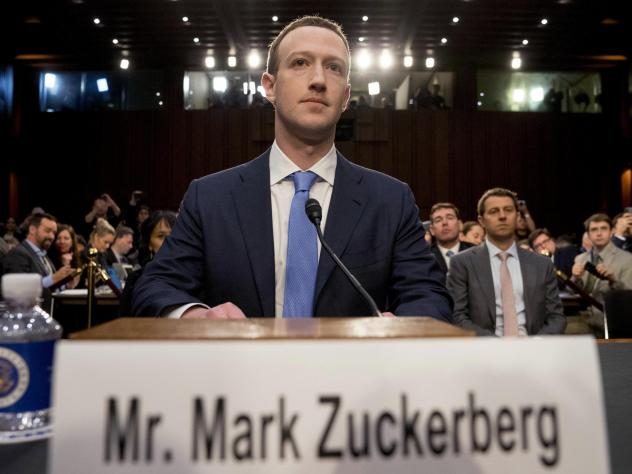 Facebook CEO Mark Zuckerberg arrives to testify before a joint hearing of the Commerce and Judiciary Committees on Capitol Hill in Washington in April 2018. In July 2020, Holocaust survivors around the world urged Facebook head Mark Zuckerberg to take ac