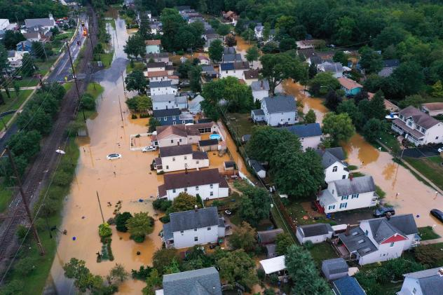 Homes that were sold by the Department of Housing and Urban Development between January 2017 and August 2020 are in federally designated flood zones at almost 75 times the rate of all homes sold nationwide in that period. New Jersey is one hot spot. Here