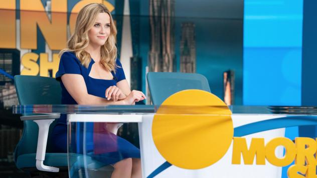 Bradley (Reese Witherspoon) has a new look as the second season of <em>The Morning Show </em>kicks off.
