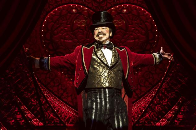 """""""Moulin Rouge! The Musical,"""" dominated the 2021 Tony Awards on Sunday."""