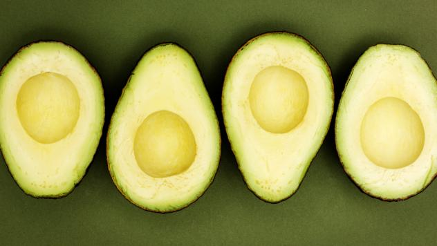 Researchers say they think there's something in the avocado — other than just the healthy fat — that may lower bad cholesterol.