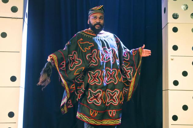 Dieudonne M'Bala M'Bala, the French comedian better known as Dieudonne, has been arrested and held on charges of apologizing for terrorism in the wake of a Facebook post that referred to last week's deadly attacks in Paris.