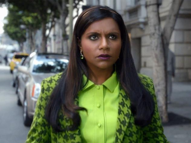 Mindy Kaling and the author agree: A cloak of invisibility has advantages.