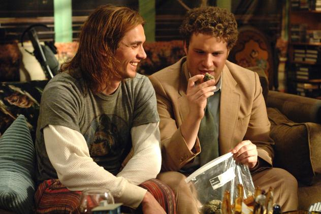 After the pot-smoking comes the insatiable hunger. Just ask James Franco and Seth Rogen's weed-loving characters in <em>Pineapple Express</em>.