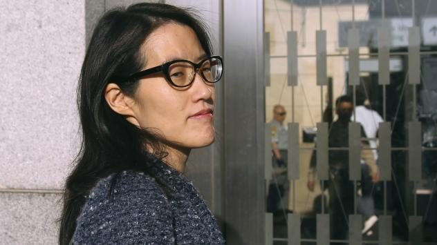 Ellen Pao, a former partner at Silicon Valley venture capital firm Kleiner Perkins Caufield & Byers, says women were excluded from all-male meetings at the company and denied seats on boards. The firm says she was fired for poor performance.