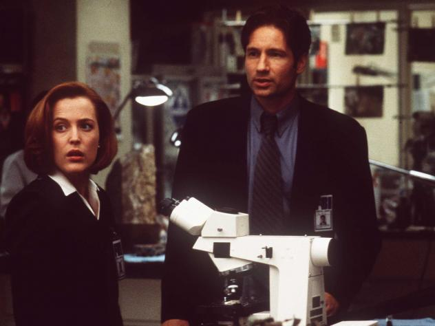 Gillian Anderson and David Duchovny will reprise their roles as Dana Scully and Fox Mulder in <em>The X-Files</em> limited series.
