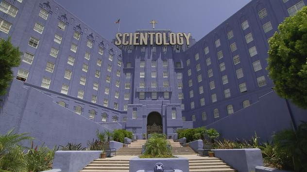 "Spanky Taylor told filmmaker Alex Gibney that her daughter was neglected while in Scientology custody. A report in the church's magazine, <em>Freedom,</em> says Taylor ""is a drama queen."""