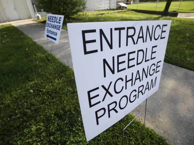 Austin, Indiana's needle exchange program is open for business this week, but health workers worry the program will be tough to quickly replicate in other counties.